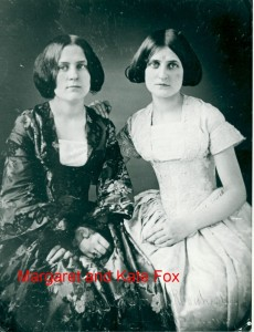 Margaret and Kate Fox titled