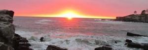 Sunrise at Fort Williams Park / © 2013 B. Davis